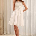 Robe simple pour mariage mairie