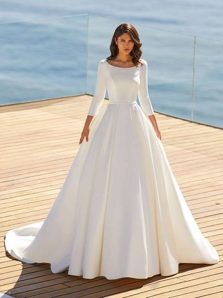 Robe longue collection 2021