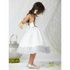 Robe fille blanche ceremonie