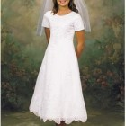 Robe blanche 1ere communion