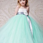 Robe ceremonie fille 1 an