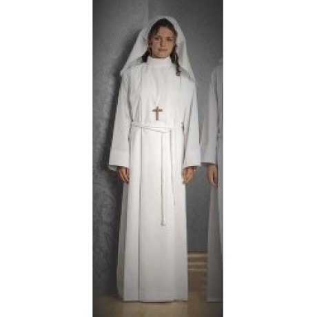 Robe communion fille 10 ans