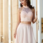 Robe de bal 2 pieces