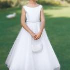 Robe de communion fille 10 ans