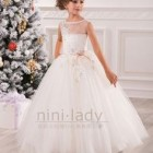 Robe de communion fille princesse