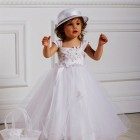 Robe mariage fille 2 ans