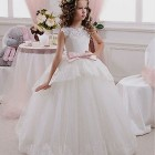 Robe mariage fille 5 ans
