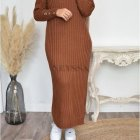 Robes pull femme hiver