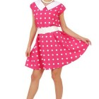 Robe annee 50 petite fille