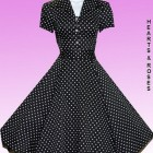 Robe fifties