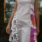 Robe patchwork