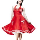 Robe rockabilly retro pin up 50s