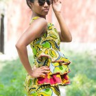 Mode de robe africaine