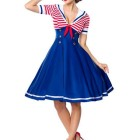 Robe marin pin up