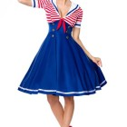 Robe pin up sailor