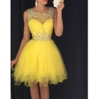 Robe princesse mini