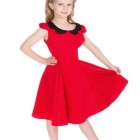 Robe rockabilly enfant