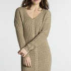 Robe pull chic hiver