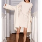 Robe d hiver blanche