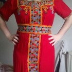 Robe kabyle traditionnelle 2017