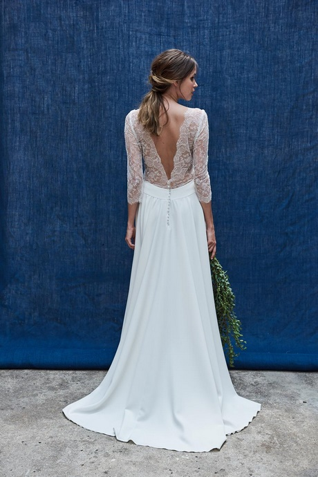 Photo robe de mariée 2018