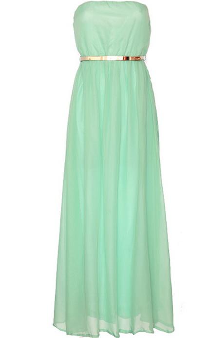 femme robe longue vetement bustier avec voile verte ceinture
