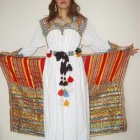 Robe kabyle simple 2014