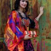 Robe kabyle traditionnelle 2014