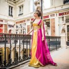 Robe kabyle traditionnelle 2015