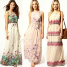 Robes hippies longues