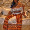 Robe kabyle traditionnel 2016