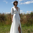 Robe blanche collection 2021