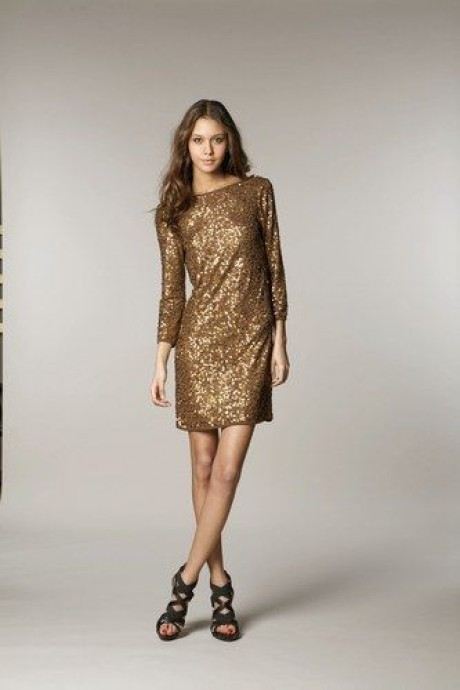 Robe chic nouvel an