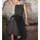 Robe sixties grande taille