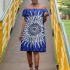 Couture africaine robe